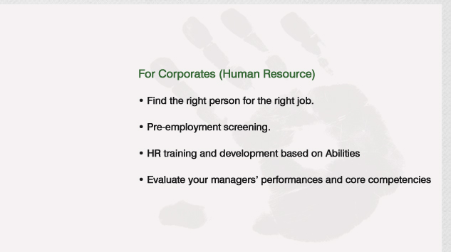 human resources franchising